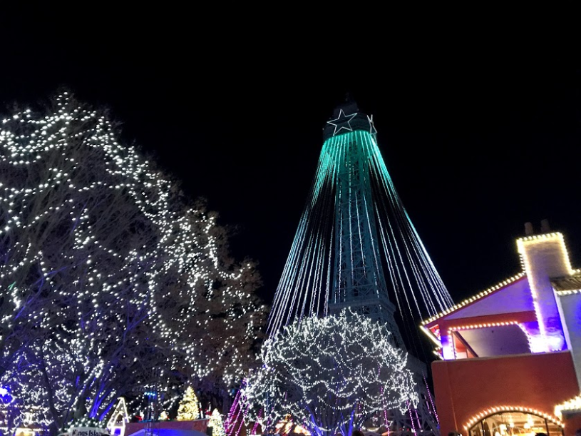 Kings Island brings back Winterfest – Mason in the Middle